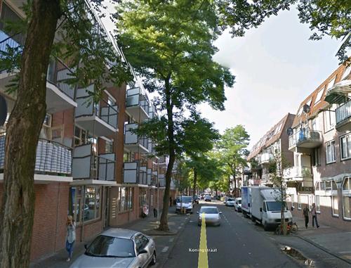Herinrichting Koningstraat