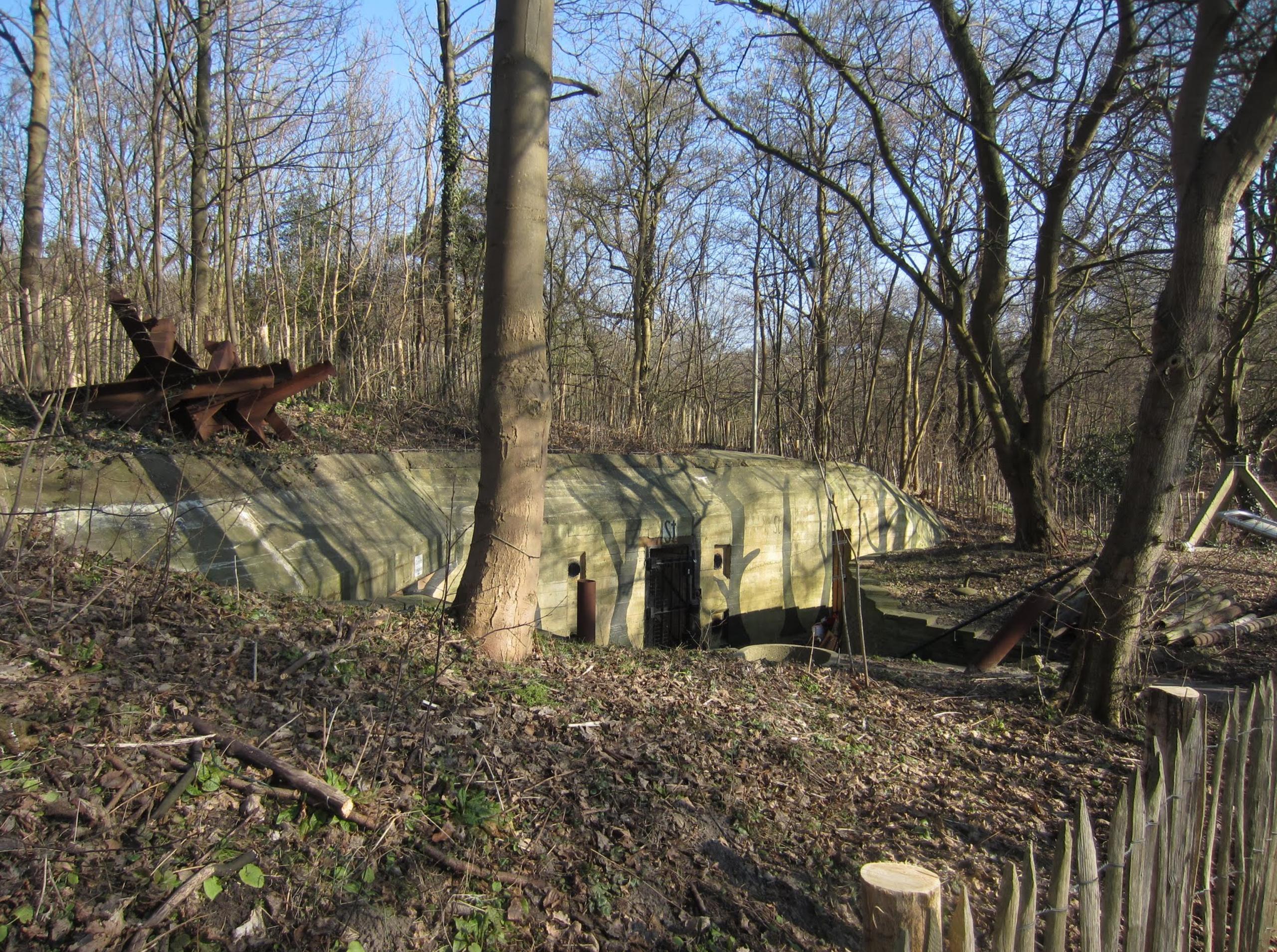Uitbreiding Bunkermuseum gaat niet door